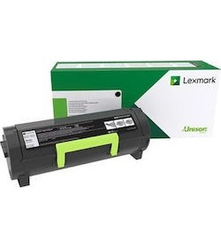 Toner Laser Lexmark 56F2X00 Extra High Yield - 20k Pgs