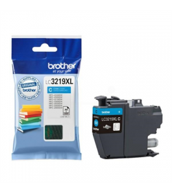 Ink Brother LC-3219XLC Cyan HC - 1,5k