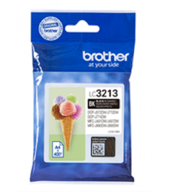 Ink Brother LC-3213BK Black HC - 0,4k LC3213BK