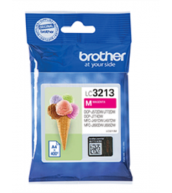 Ink Brother LC-3213M Magenta HC - 0,4k  LC3213M