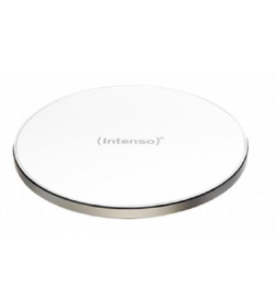 Wireless Charger Intenso With Adapter White WA1