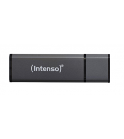 USB Stick Intenso 64GB 2.0  Alu Line  Antracite