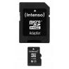 Micro SD Card Intenso 16GB Class 10 Incl.Adaptor