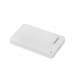 "Portable HDD Intenso 1TB 3.0  2.5"" White Memory Case"