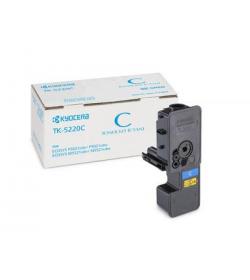 Toner Laser Kyocera Mita TK-5220C Cyan SC - 1,2K Pgs
