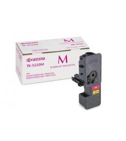 Toner Laser Kyocera Mita TK-5220M Magenta SC - 1,2K Pgs