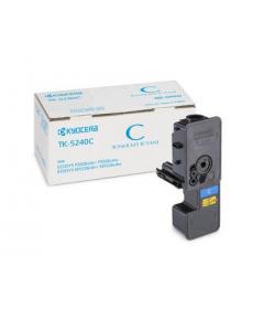 Toner Laser Kyocera Mita TK-5240C CYAN - 3K Pgs