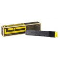 Toner Laser Kyocera Mita TK-8600Y Yellow - 20K Pgs