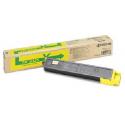 Toner Laser Kyocera Mita TK-8325Y Yellow HC - 12K Pgs 1T02NPANL0