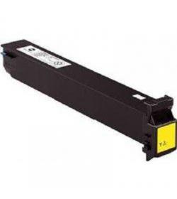 Toner Copier Konica MC8650Y Yellow 20k A0D7253