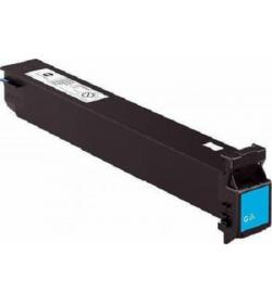 Toner Copier Konica MC8650C Cyan 20k A0D7453