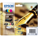 Ink Epson T163640 Multipack 4Colors (Black - Cyan - Magenta - Yellow)