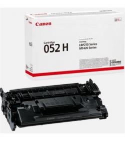 Canon Toner Original Toner Laser Canon CRG-052 High Yield Black 9.200 Pgs