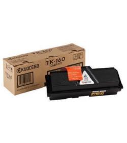 Kyocera Toner Original Toner Laser Kyocera Mita TK-160 Black 2.5K Pgs