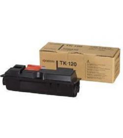 Toner Laser Kyocera Mita TK-120 Black - 7.2K Pgs