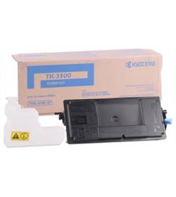 Toner Laser Kyocera TK-3100 Black - 12.5K Pgs