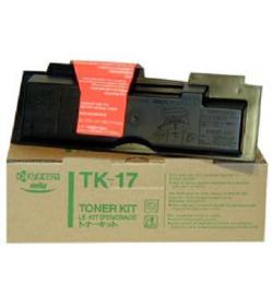 Toner Laser Kyocera Mita TK-17 Black - 6K Pgs