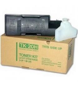 Toner Laser Kyocera Mita TK-20H Black - 20K Pgs