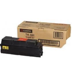 Toner Laser Kyocera Mita TK-320 Black - 15K Pgs