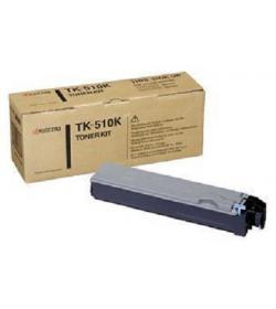 Toner Laser Kyocera Mita TK-510K Black - 8K Pgs
