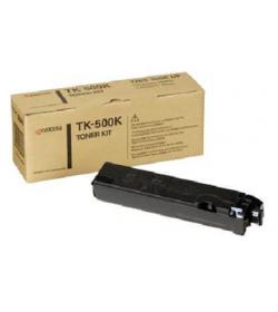 Toner Black Laser Kyocera TK500K 8k