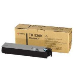 Toner Laser Kyocera Mita TK-520K Black - 6K Pgs