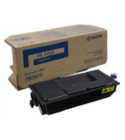 Toner Laser Kyocera Mita TK-3150 Black - 14,5K Pgs