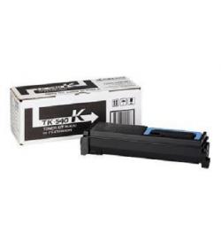 Toner Laser Kyocera Mita TK-540K Black - 5K Pgs