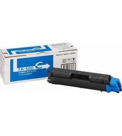 Toner Laser Kyocera Mita TK-580C Cyan