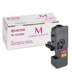 Toner Laser Kyocera Mita TK-5230M Magenta HC - 2,2K Pgs