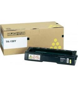 Toner Laser Kyocera Mita TK-150Y Yellow - 6K Pgs