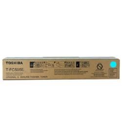 Toner Laser Printer Toshiba Estudio TFC-505E Cyan 33,6k pages