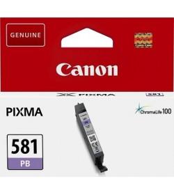 Canon CLI-581PB Photo Blue ink cartridge 5,6ml
