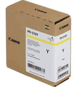 Ink Pingment Canon PFI-310Y Yellow 2362C001 330ml