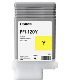 Ink Canon PFI-120Y Yellow 2888C001 130ml