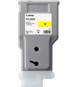 Ink Canon PFI-320Y Yellow 2893C001 300ml