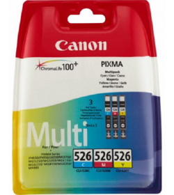 Ink Canon CLI-526 Multipack Ink Crtr