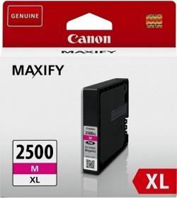 Canon PGI-2500XLM High Yield Magenta Ink Cartridge 1,295k
