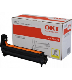 Drum Laser Oki 45395701 Yellow - 30K Pgs