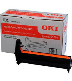 Drum Laser Oki 45395704 Black - 30K Pgs
