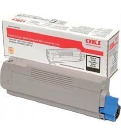 Toner Laser Oki 46507508 Black - 8K Pgs