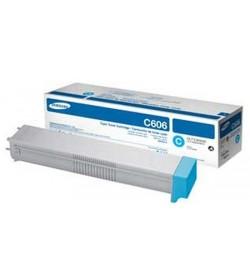 Toner Color Laser Samsung-HP CLT-C6062S Cyan - 20k Pgs