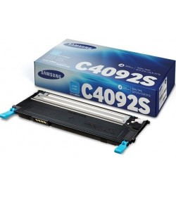 Toner Color Laser Samsung-HP CLT-C4092S Cyan - 1K Pgs