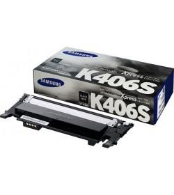 Toner Color Laser Samsung-HP CLT-K406S,ELS Black - 1.5K Pgs