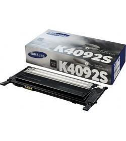 Toner Color Laser Samsung-HP CLT-K4092S Black - 1.5K Pgs