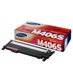 Toner Color Laser Samsung-HP CLT-M406S,ELS Magenta - 1K Pgs