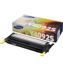 Toner Color Laser Samsung-HP CLT-Y4092S Yellow - 1K Pgs