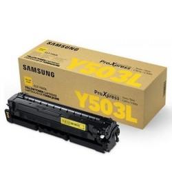 Toner Color Laser Samsung-HP CLT-Y503L,ELS Yellow - 5k Pgs