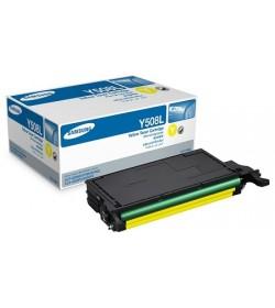 Toner Color Laser Samsung-HP CLT-Y5082S Yellow -2K Pgs