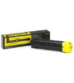 Toner Laser Kyocera Mita TK-8705Y Yellow - 30K Pgs